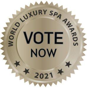 Award winning day spa logo